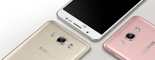 Samsung Galaxy J5 y J7 2016