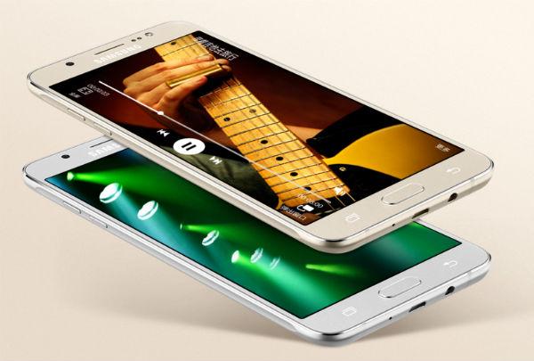 Samsung Galaxy J7 2016 pantalla