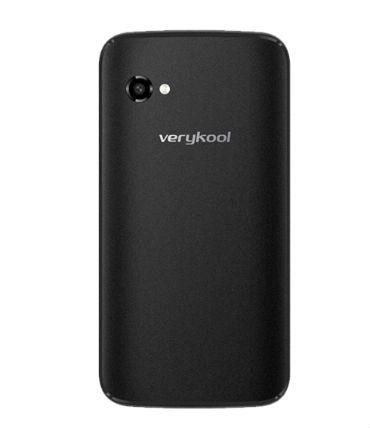Verykool LEO 3G vista posterior