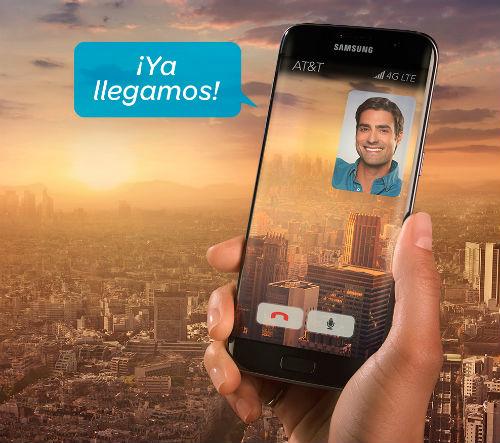 AT&T red 4G LTE en México