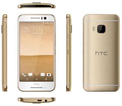 HTC One S9 diseño