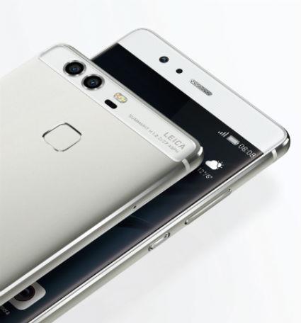 Huawei P9 Plus diseño