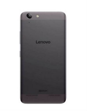 Lenovo Vibe K5 vista posterior