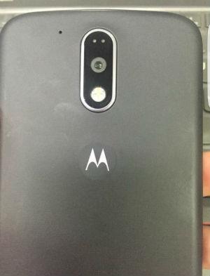 Moto G4 2016 cámara