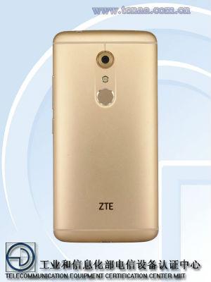 ZTE Axon 2 diseño