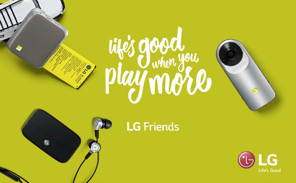 LG Friends en México