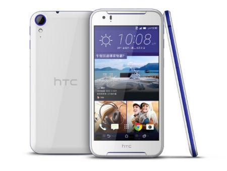HTC Desire 830 color azul