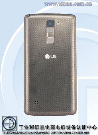 LG K535 vista posterior