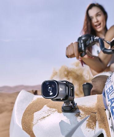 LG LTE Action Camera