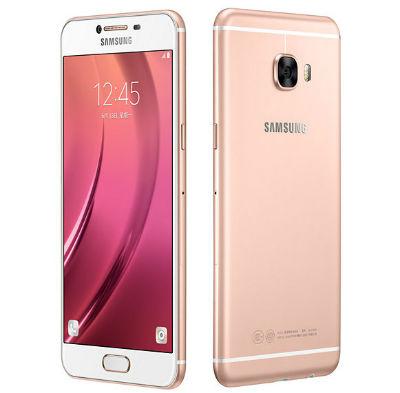 Samsung Galaxy C7 diseño