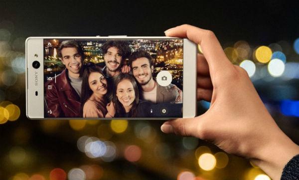 Sony Xperia XA Ultra pantalla