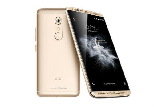 ZTE Axon 7 diseño