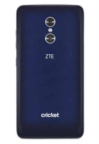 ZTE Grand X Max 2 cámara
