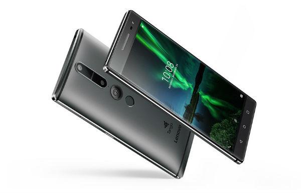 Lenovo PHAB2 Project Tango