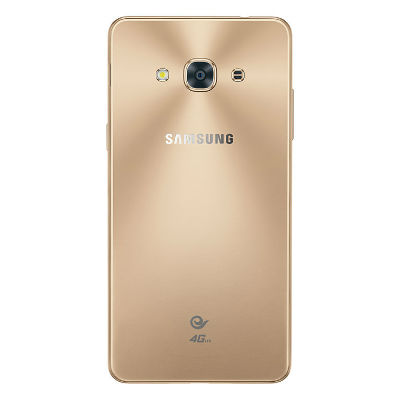 Samsung Galaxy J3 Pro vista posterior