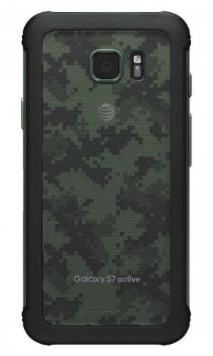 Samsung Galaxy S7 Active vista posterior