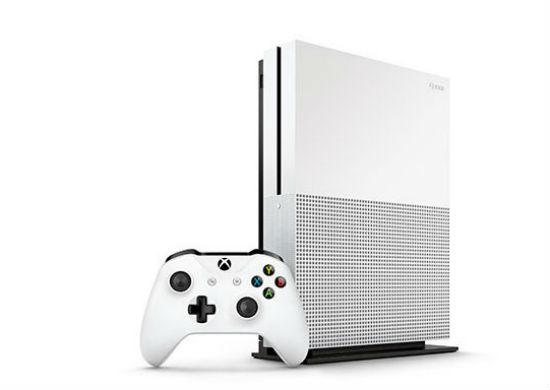 Xbox One S diseño