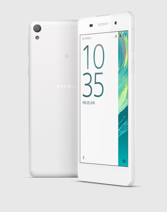 Sony Xperia E5 en México