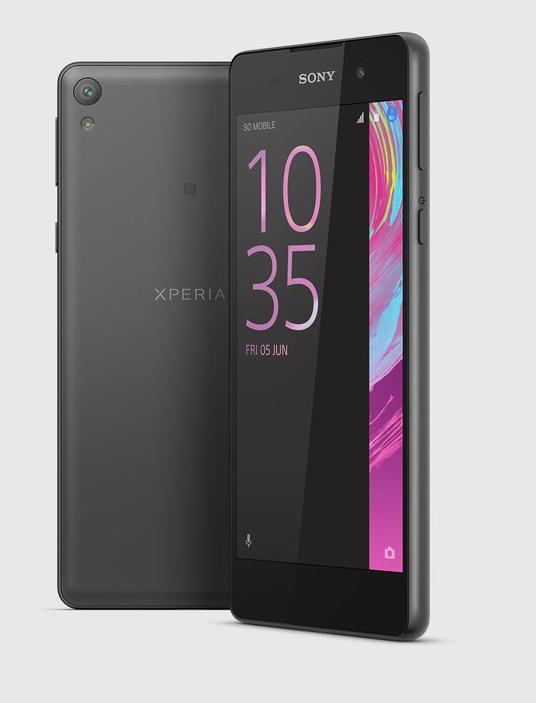 Sony Xperia E5 en México color Negro