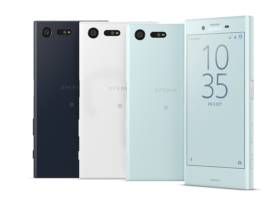 Sony Xperia X Compact en México colores