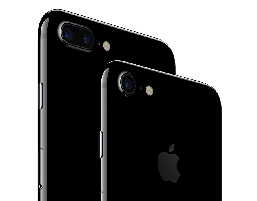 iPhone 7 y iPhone 7 Plus cámaras