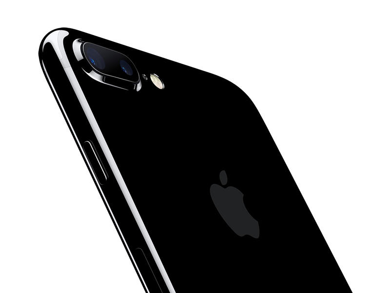 iPhone 7 lente zafiro con Quad-LED True Tone flash