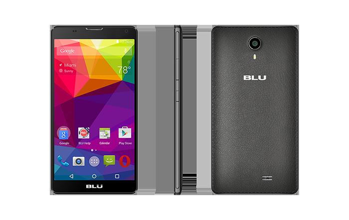 Blu Neo XL ya en México: un phablet de 6 pulgadas HD