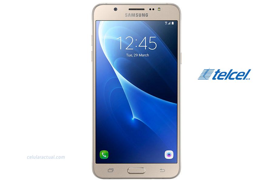 Samsung Galaxy J7 2016 en México con Telcel  (J710MN)