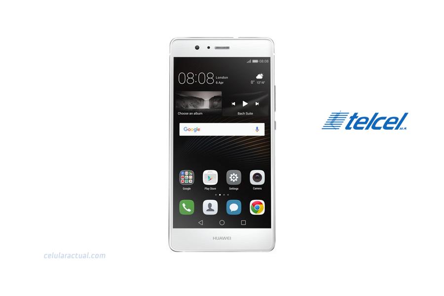 Huawei P9 Lite en Telcel México