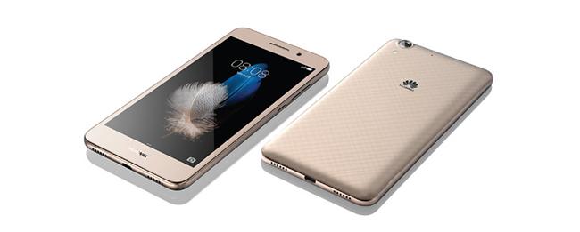 Huawei GW frente y reverso
