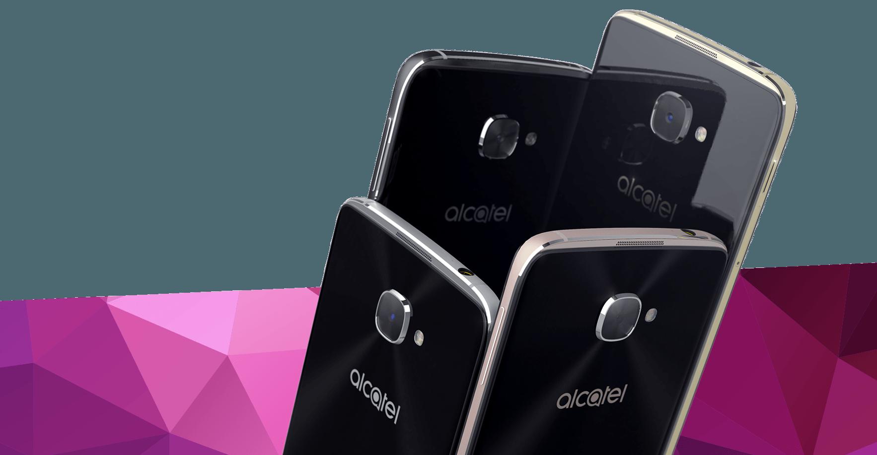 Alcatel Idol 4 detalle cámara