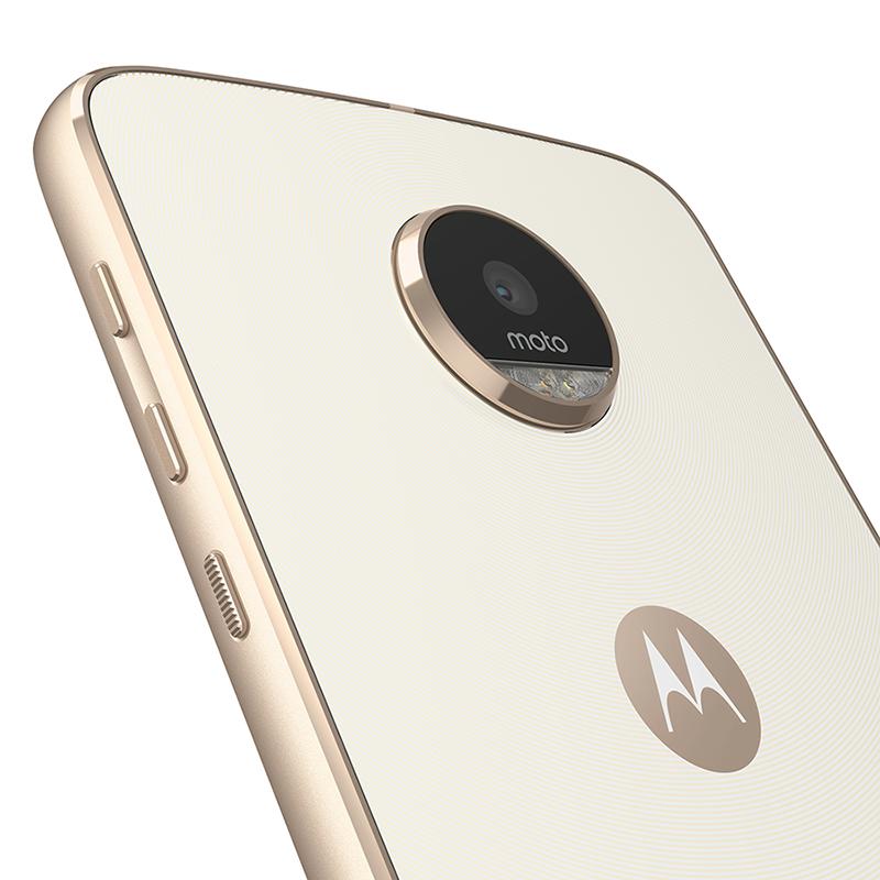 Moto Z Play en México con AT&T detalle cámara trasera
