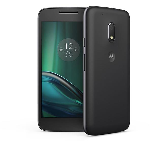 Moto 4G Play