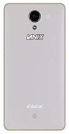 Lanix Ilium L910 cubierta trasera