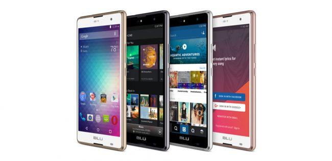 Blu Grand 5.5 HD modelos