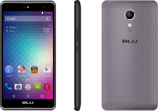 Blu Grand 5.5 HD ya en México: el phablet Quad Core accesible