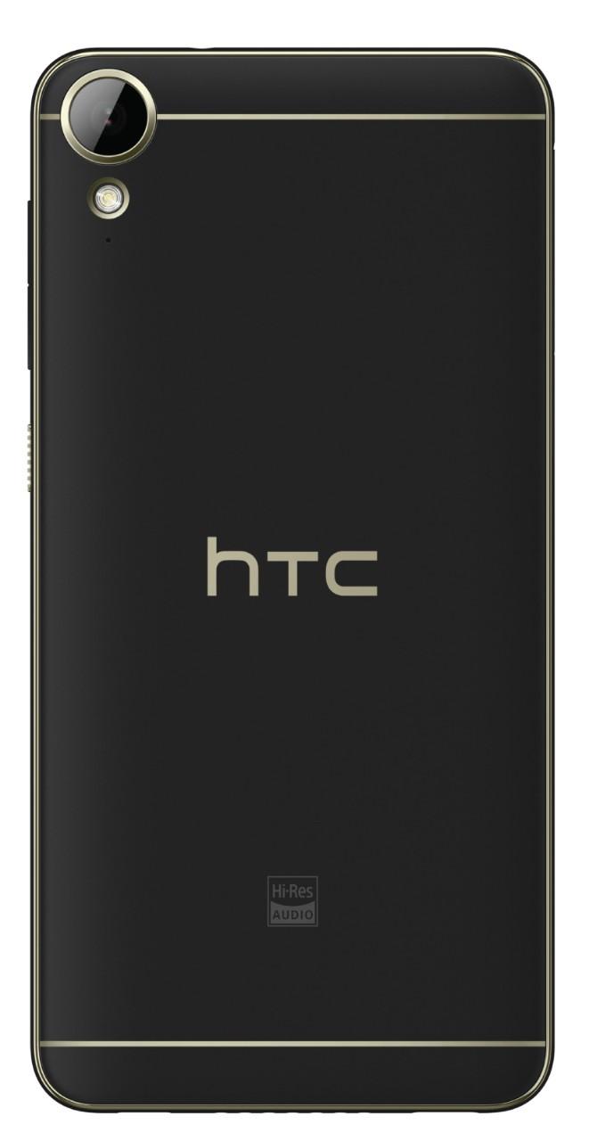 HTC Desire 10 Lifestyle cámara trasera