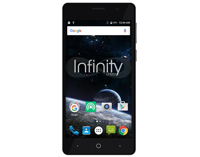 Nuevo Solone Infinity LP5001 con 2 GB en RAM y Powerbank ya en México
