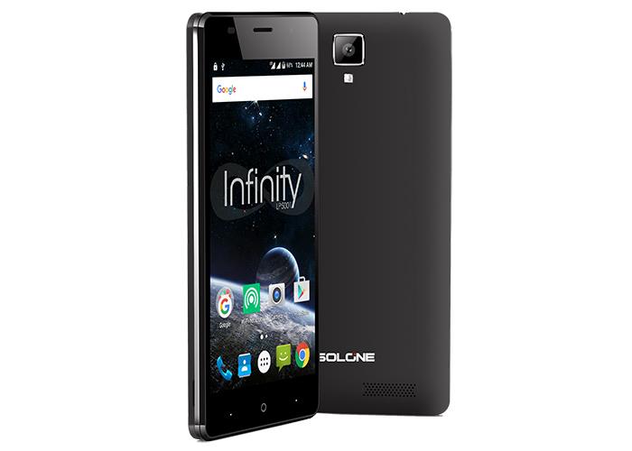 Solone Infinity cámara black
