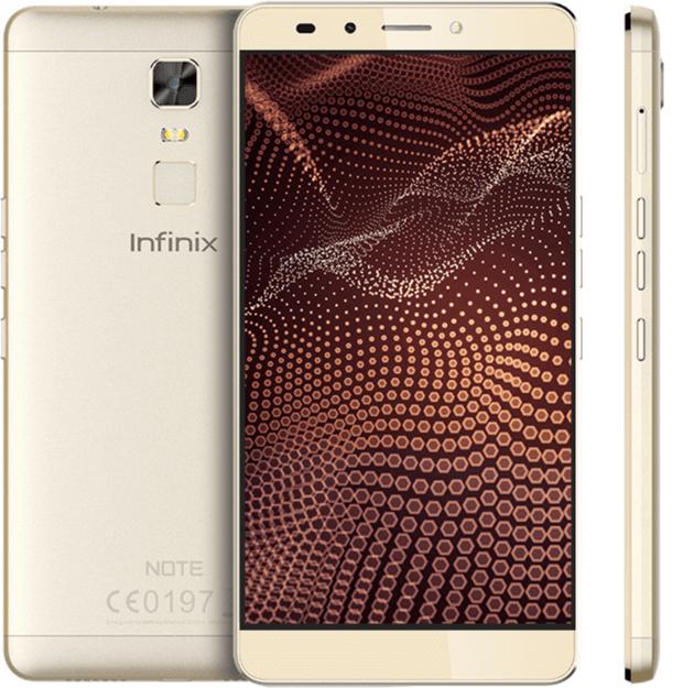 Infinix Note 3 en México