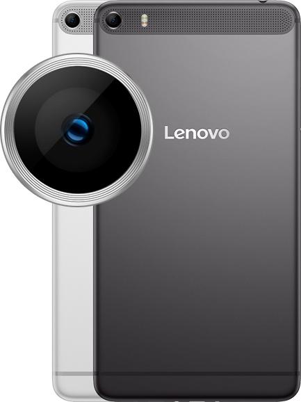 Lenovo PB1 750M cámara
