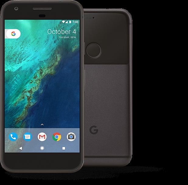 Google Pixel Quick Black