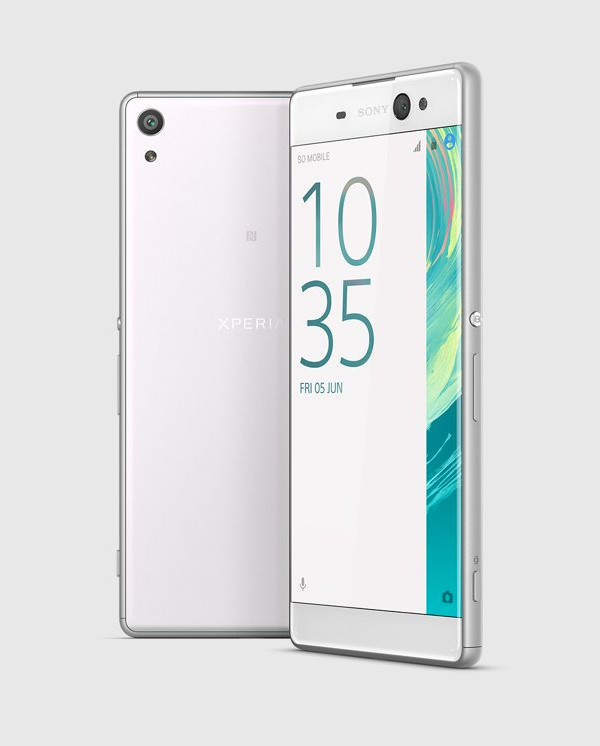 Sony Xperia XA Ultra en México color blanco