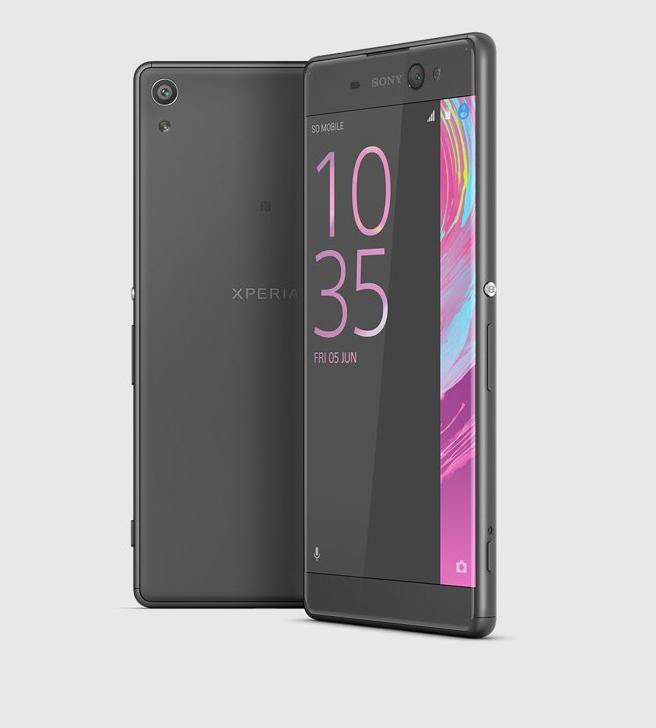 Sony Xperia XA Ultra en México color negro