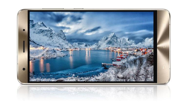 Asus ZenFone 3 Deluxe pantalla