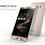 Asus ZenFone 3, Deluxe y Max llegan a México