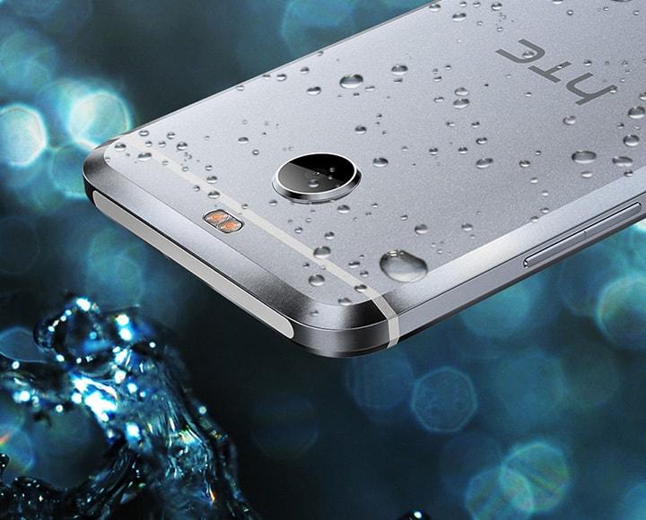 HTC Bolt resistencia al agua