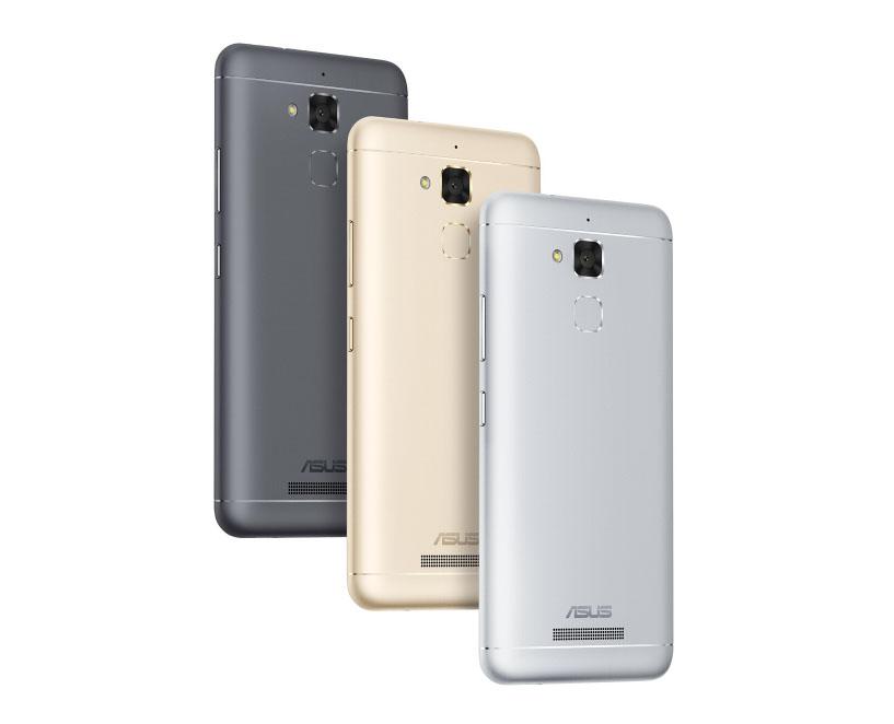 Asus ZenFone 3 Max cubierta