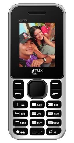 Nyx Mobile XYN306 pantalla