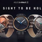Asus ZenWatch 3 llega a México